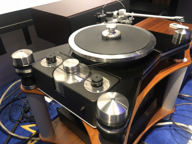 VPI HR-X Turntable With SDS  (USED) Img_9816