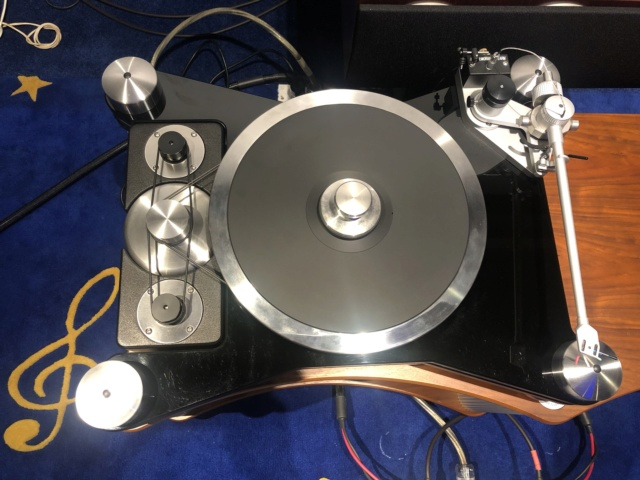 VPI HR-X Turntable With SDS  (USED) Img_9817
