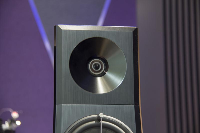 YG Acoustics Carmel Loudspeakers (USED) Twt10