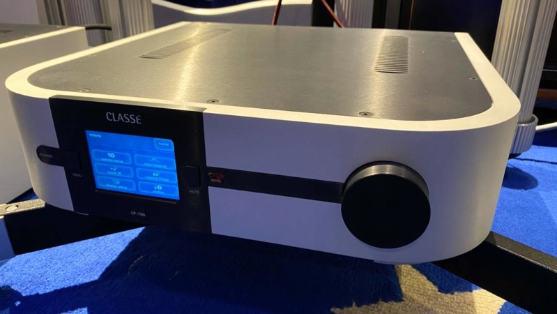 ClassE CP-700 Pre-Amp & CA-M600 Monoblock Power Amp (USED) Whatsa28
