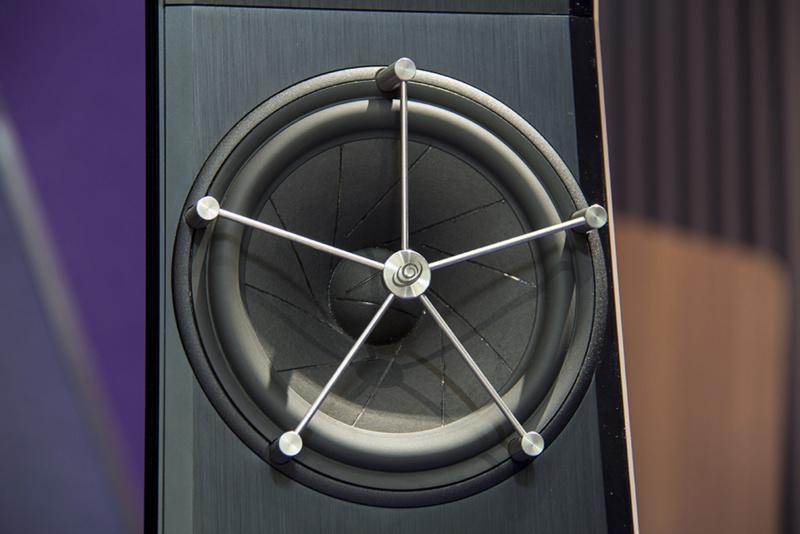 YG Acoustics Carmel Loudspeakers (USED) Woofer10