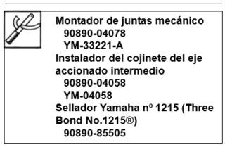 TUTORIAL REPARACION DE BOMBA DE REFRIGERACION TDM 900 Captur10