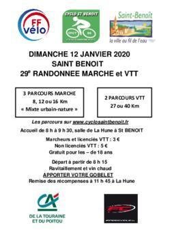 ST BENOIT (86)-DIMANCHE 12 JANVIER 2020 St_ben10