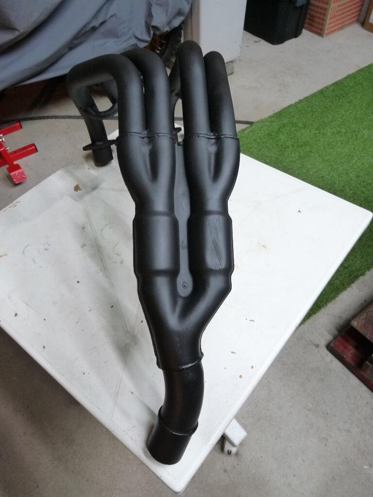 Honda CBR600RF PC35 - Révision des 40 000 km. Cbr00117