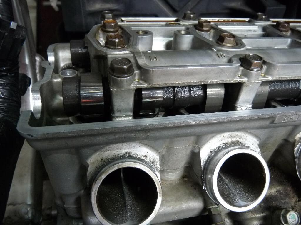 Honda CBR600RF PC35 - Révision des 40 000 km. Cbr00210