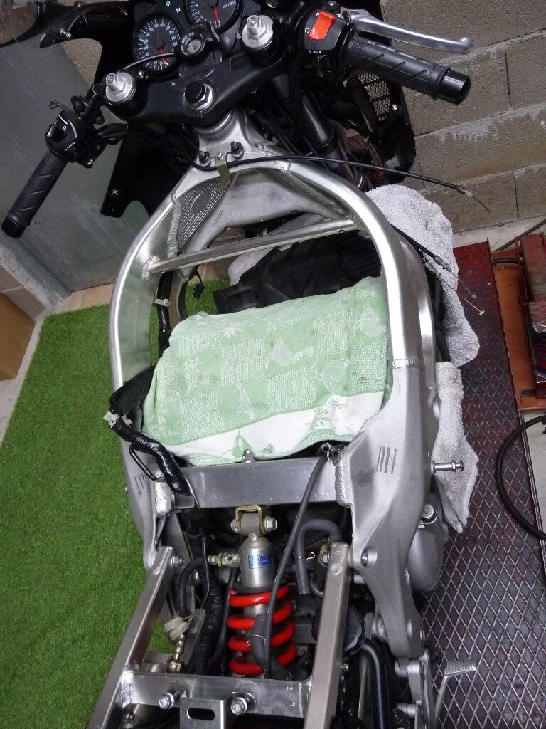Honda CBR600RF PC35 - Révision des 40 000 km. Cbr00311