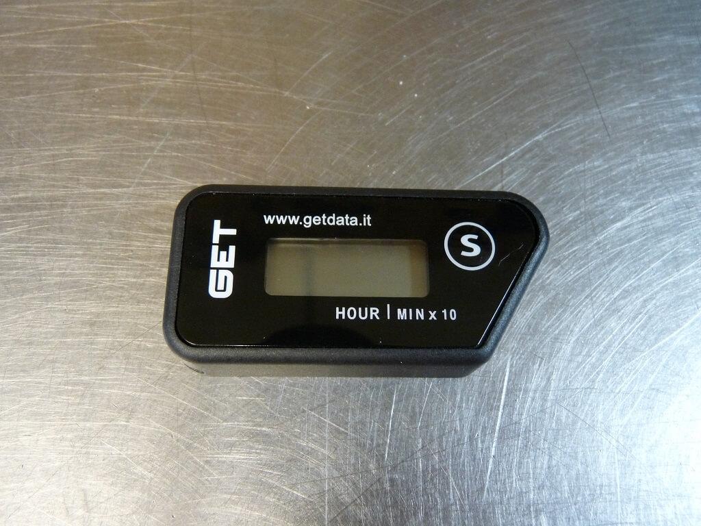 Confection d'un support de compteur horaire. Cpth0011