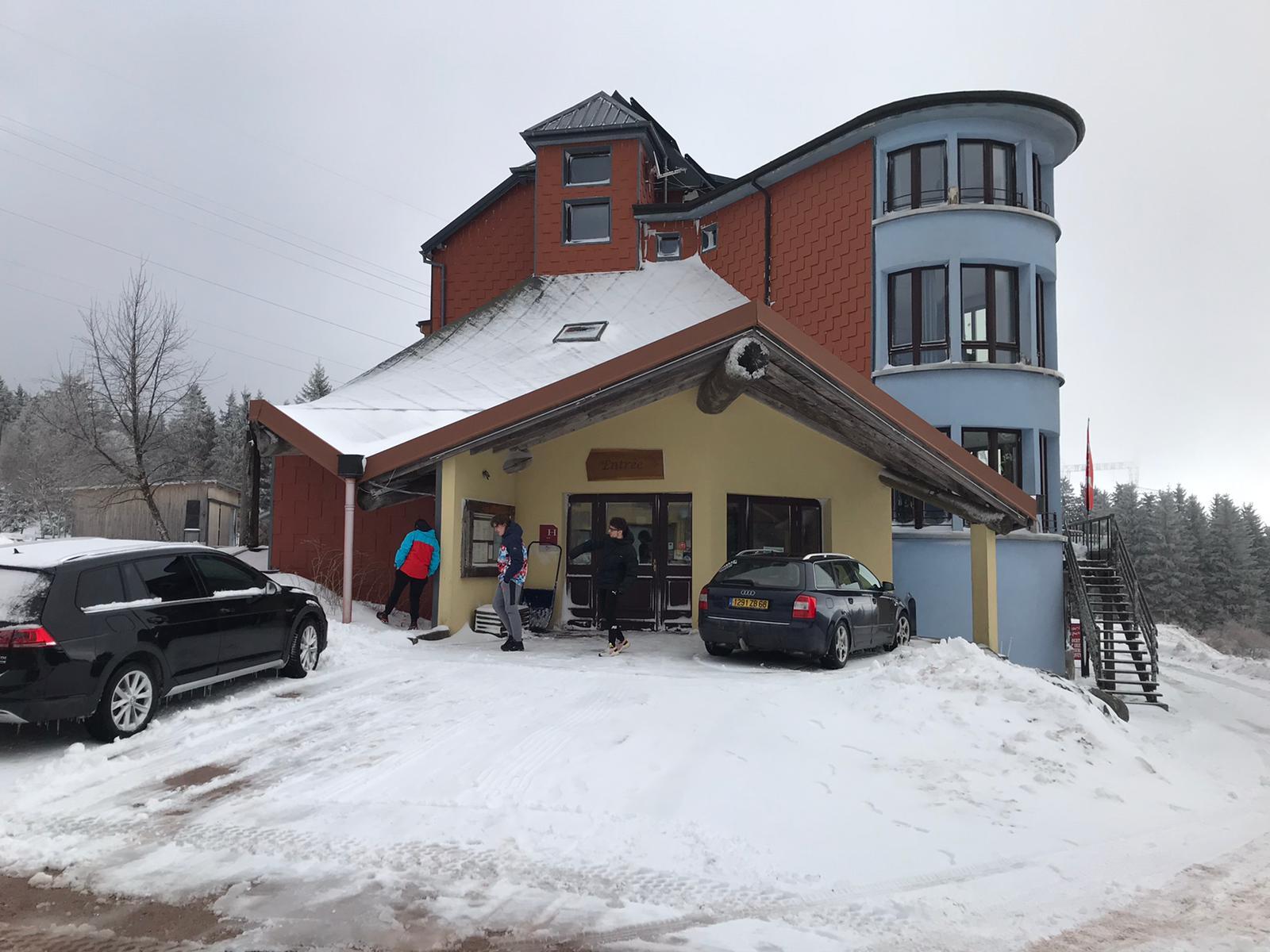 2020/03 - Compte-rendu Stage découverte SnowScoot - Lac Blanc (Vosges 88). Lac_bl11