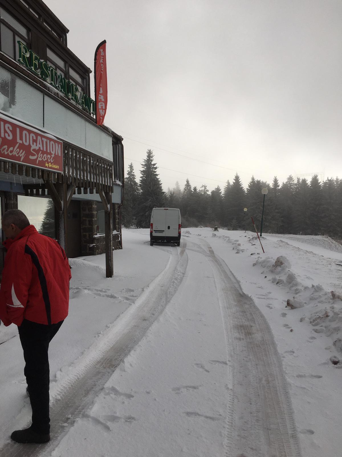 2020/03 - Compte-rendu Stage découverte SnowScoot - Lac Blanc (Vosges 88). Lac_bl13