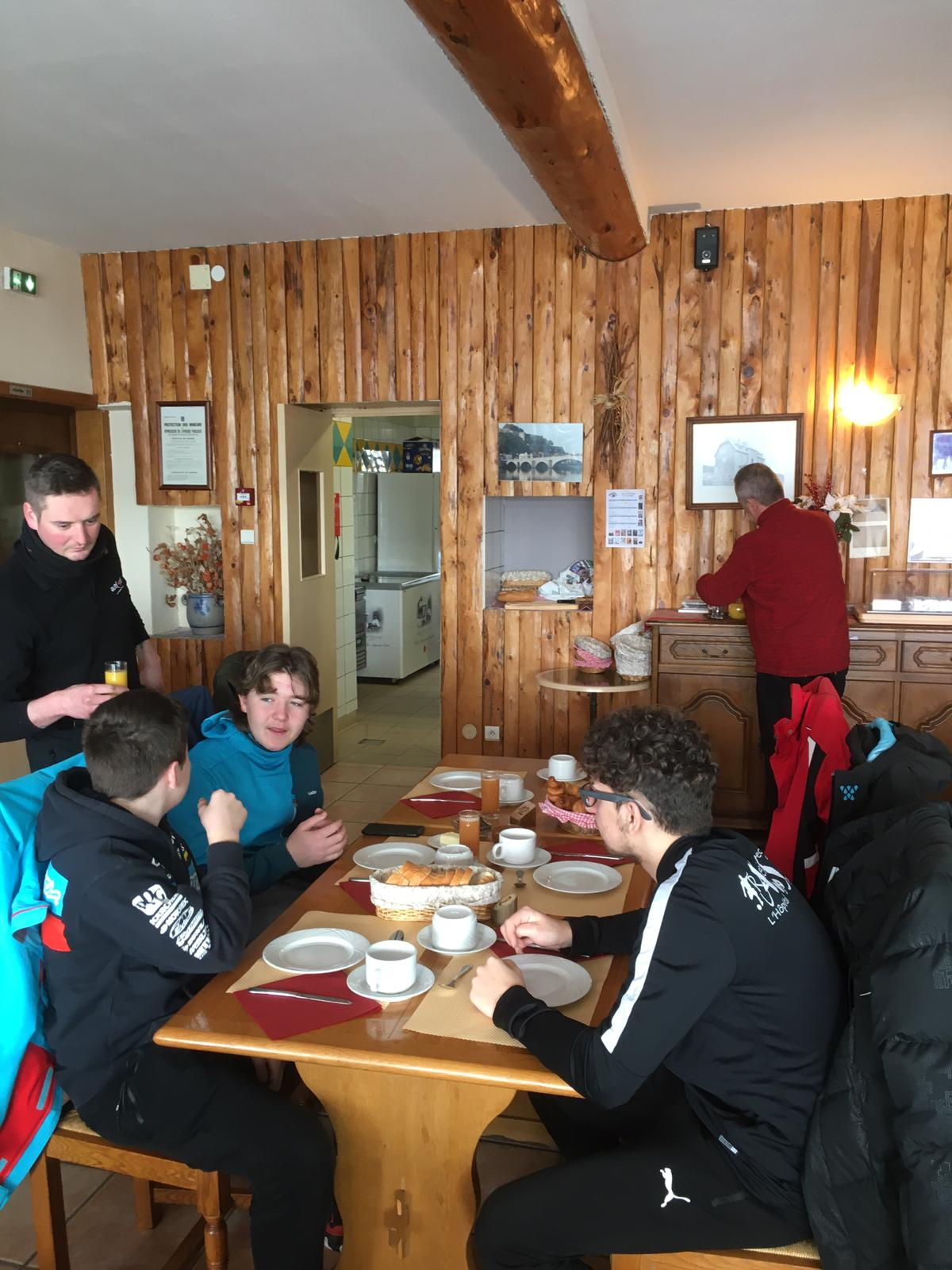 2020/03 - Compte-rendu Stage découverte SnowScoot - Lac Blanc (Vosges 88). Lac_bl15