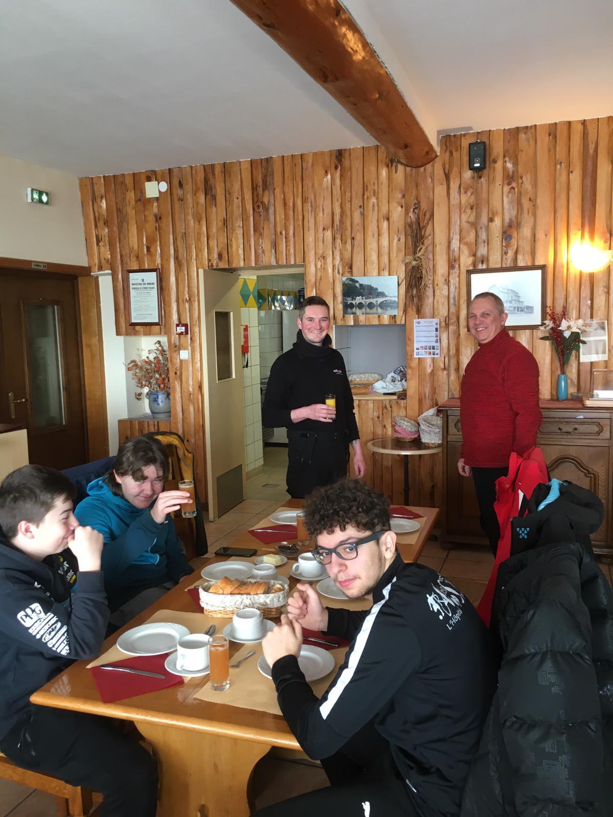2020/03 - Compte-rendu Stage découverte SnowScoot - Lac Blanc (Vosges 88). Lac_bl16