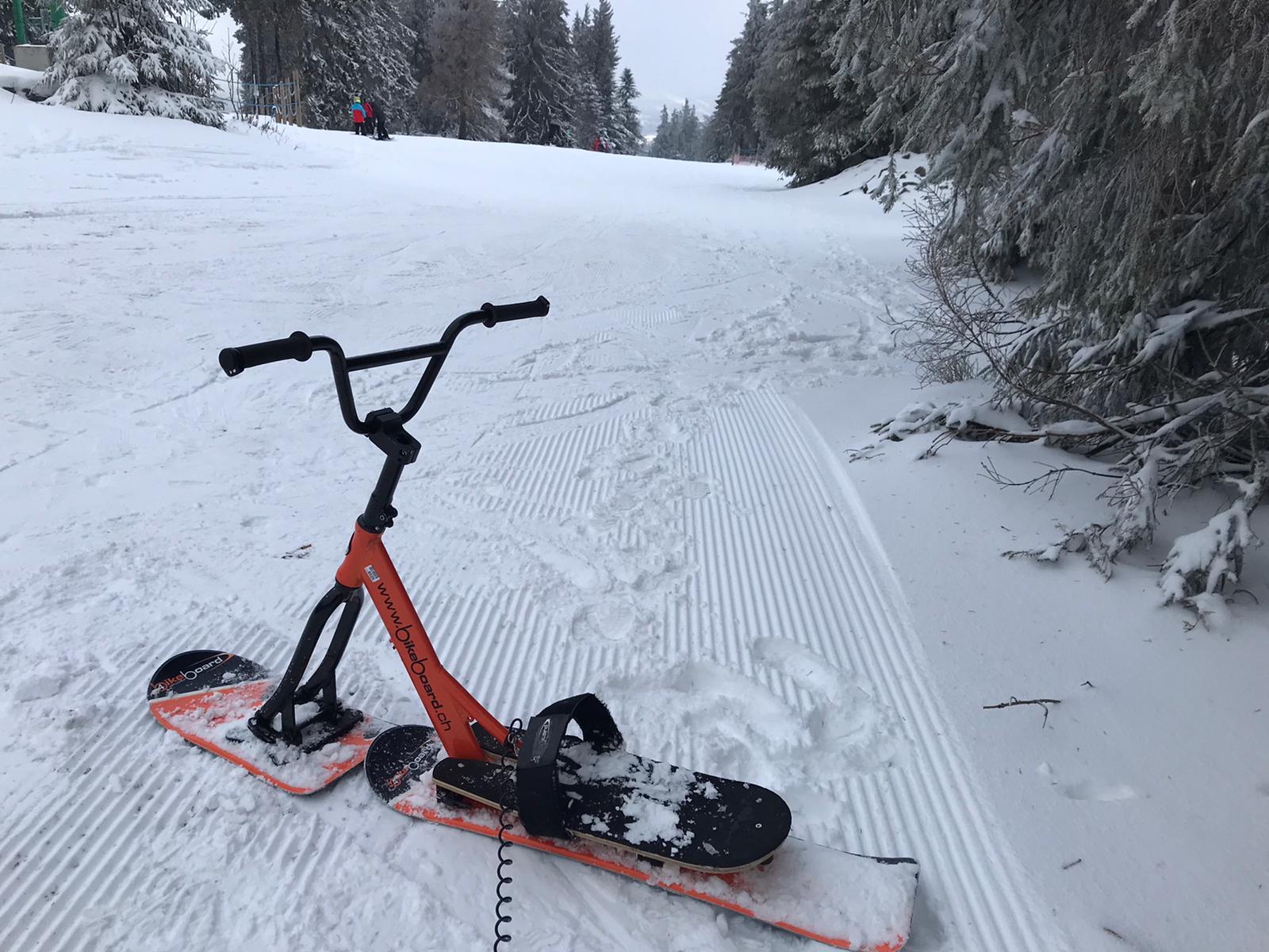 2020/03 - Compte-rendu Stage découverte SnowScoot - Lac Blanc (Vosges 88). Lac_bl25