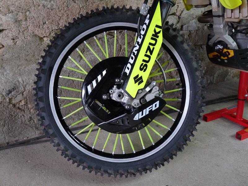 Suzuki 250 RM-Z - Remise en état des roues. Rsuz_081
