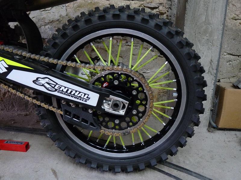 Suzuki 250 RM-Z - Remise en état des roues. Rsuz_082