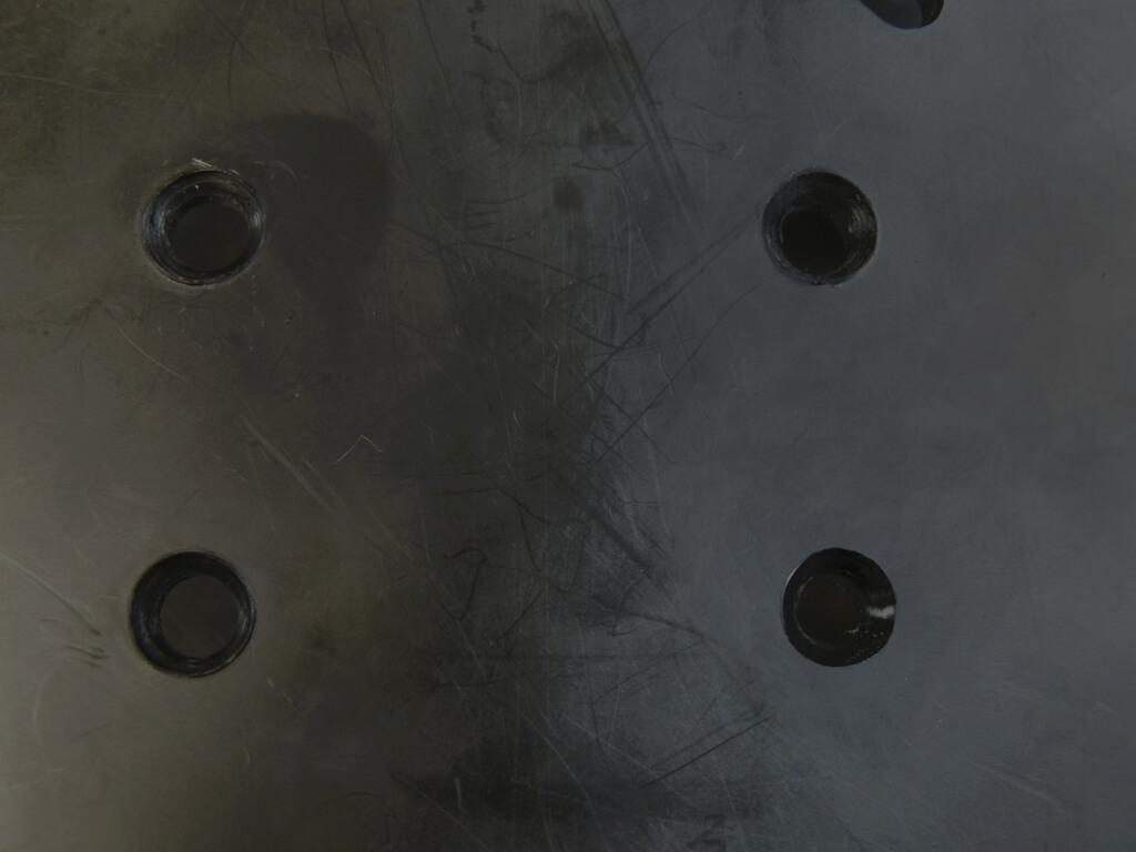 Montage d'un sabot moteur. Sabot023