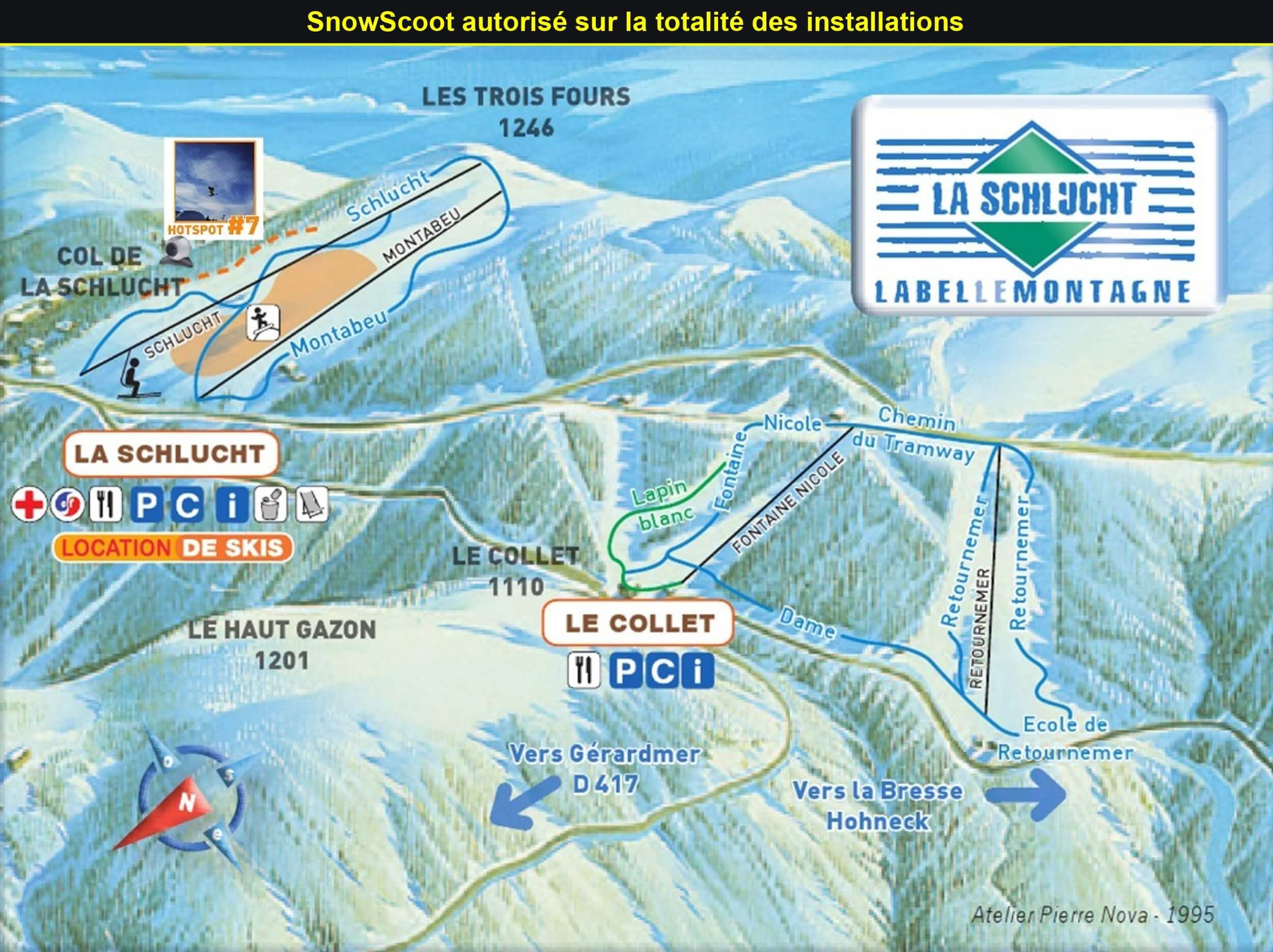 88 - La Schlucht. Snows_36