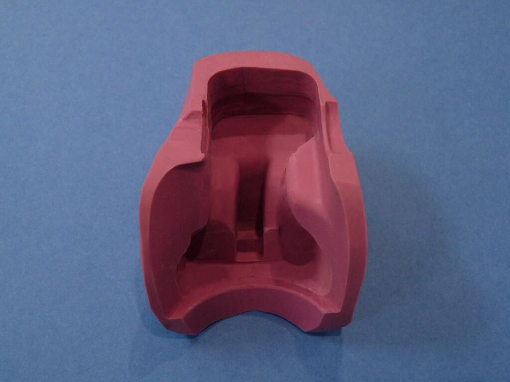Remise en état des fixations de protection de tube de fourche. Supf0110