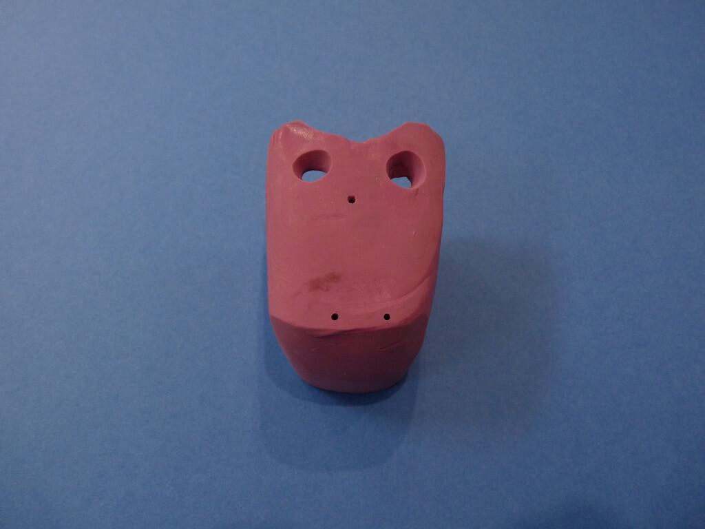 Remise en état des fixations de protection de tube de fourche. Supf0112