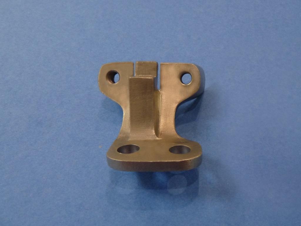 Remise en état des fixations de protection de tube de fourche. Supf0523