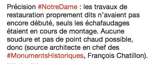 Notre Dame de Paris en flammes  - Page 3 Captur14