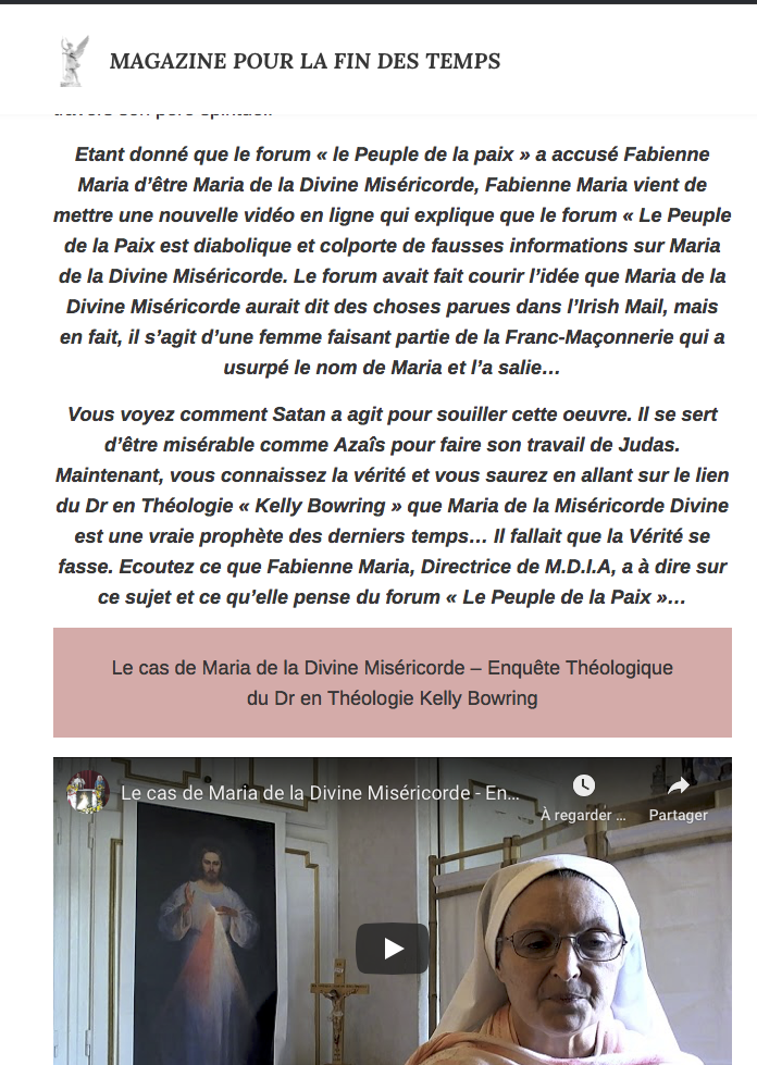 Directrice internationale de la miséricorde et Maria de la Divine Misericorde (attention secte!) ? Captur24