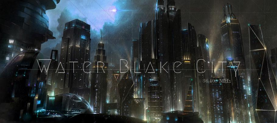 Water Blake City