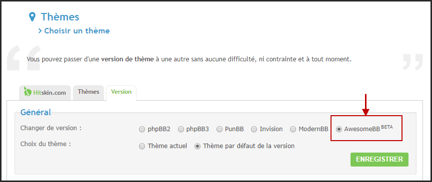 AwesomeBB : La nouvelle version des forums Forumactif 19-07-11