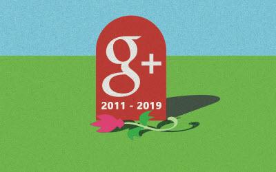 Fim do Google+ Google11