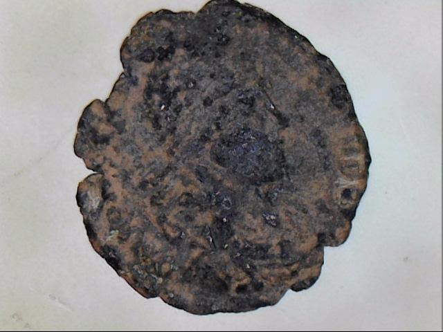 AE3 de Constancio II. FEL TEMP REPARATIO (matao) Romana10