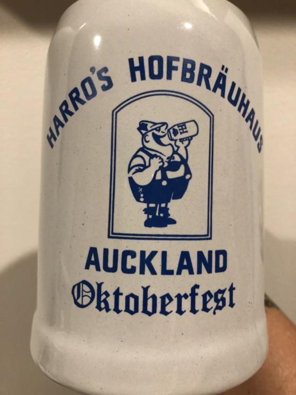 Harro's Hofbräuhaus Beer Stein Svkrlu10