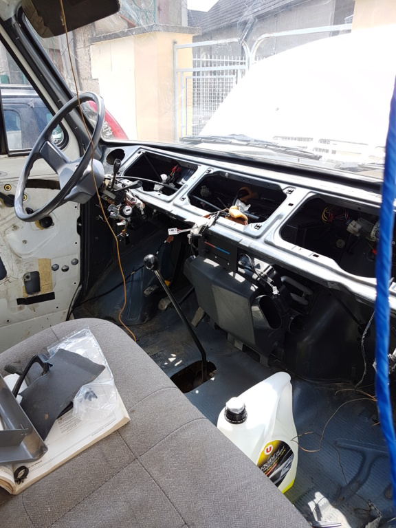 [Mk2] Ford transit mk2 1985  2l pinto  - Page 14 20180711