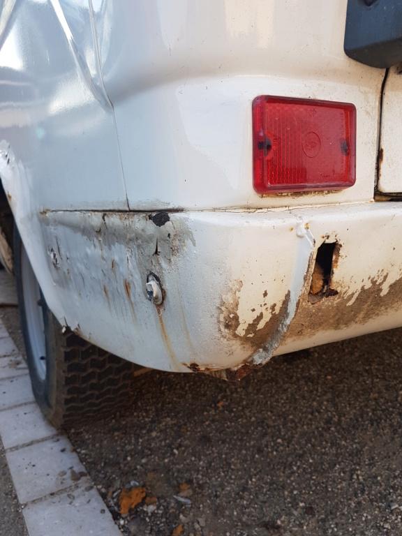 [Mk2] Ford transit mk2 1985  2l pinto  - Page 14 20180722