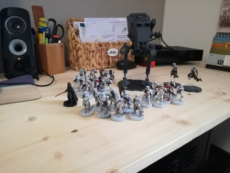 [Legion] Star Wars Legion 20180611