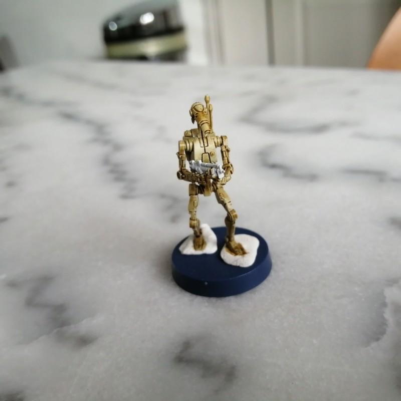 [Légion] Clone Wars - 1ère utilisation des teintes Contrast 20191012