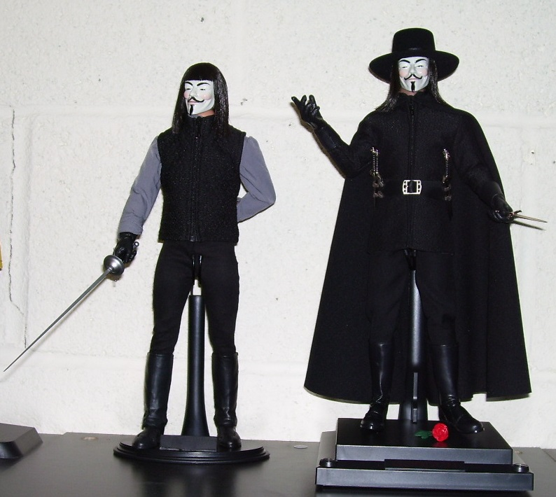 ToysPower - NEW PRODUCT: Toyspower CT013 1/6 Scale V for VENDETTA 2.0 100_9611