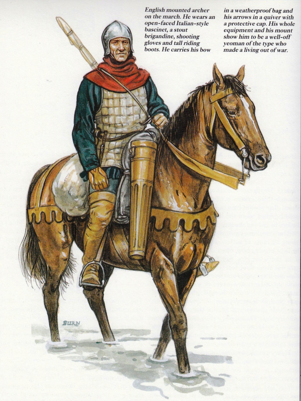 WarHorse - NEW PRODUCT: POPTOYS: 1/6 EX21 Robin Hood Chivalrous Robin Hood - Double Head Carving & War Horse 15th_c10