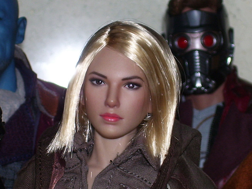 NEW PRODUCT: STAR MAN : 1/6 Windbreaker Female Killer Of Battle Royale Action Figure 31918010