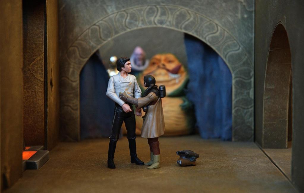 sideshow -  Jabba The Hutt Diorama (New character added) Jabbas14