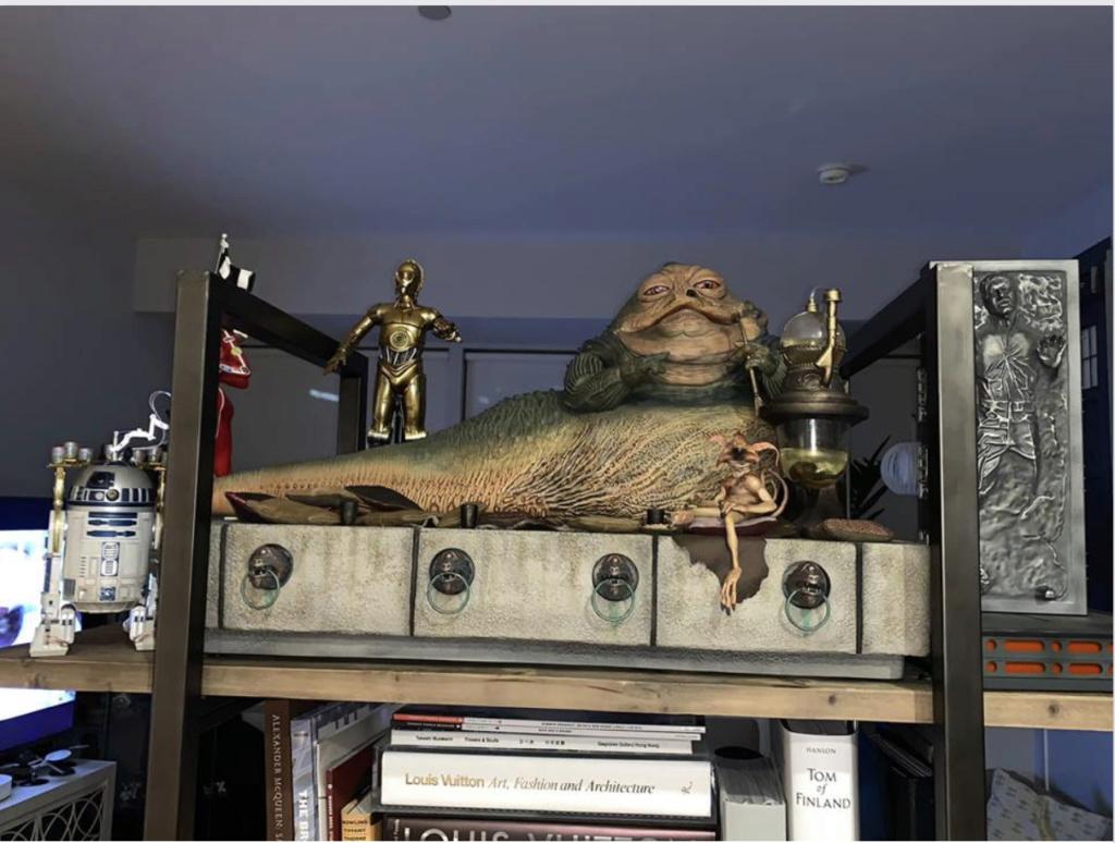 sideshow -  Jabba The Hutt Diorama (New character added) Sidesh10