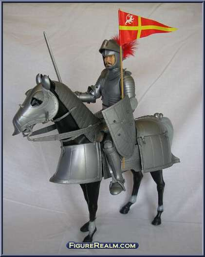COOMODEL 1/6 Empire Series - (New Lightweight Metal) Milanese Knight Silver10