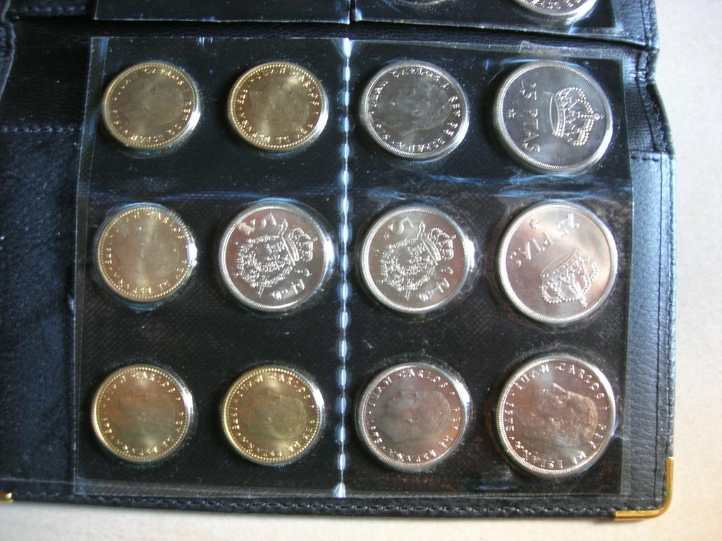 Colección de Ptas de 1975 del Bco Ibérico (24 monedas a estrenar) Dscn9410