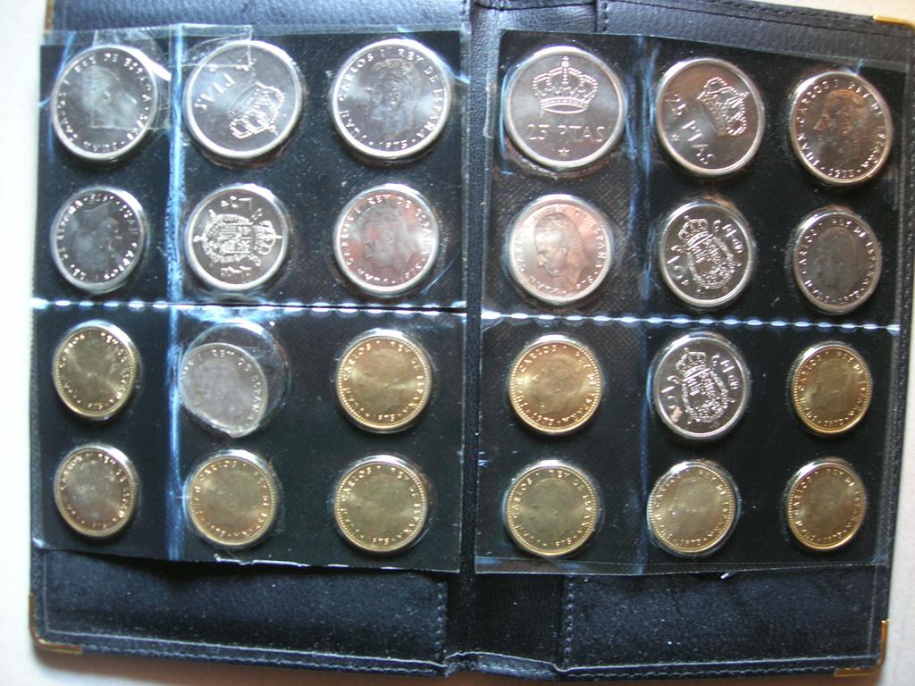 Colección de Ptas de 1975 del Bco Ibérico (24 monedas a estrenar) Dscn9412