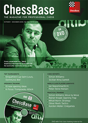 ChessBase Magazine 186 October - december 2018 114