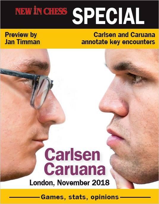 New in Chess Special - Carlsen-Caruana London, November 2018 117