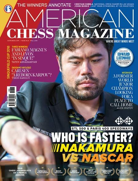 American Chess Magazine 2018 08 118