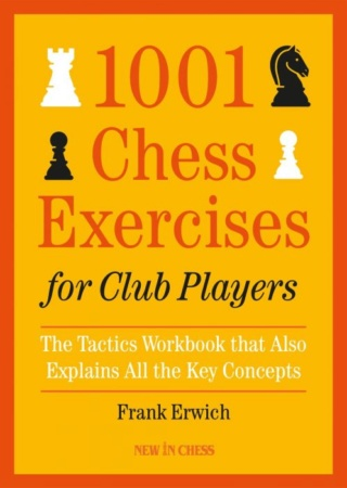 1001 Chess Exercises for Club Players 144
