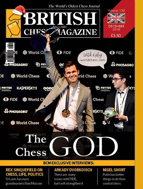British Chess Magazine 12 2018 212
