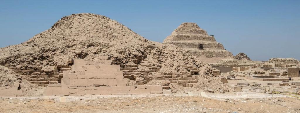 Un fromage vieux de 3 200 ans découvert dans une tombe égyptienne 15619010