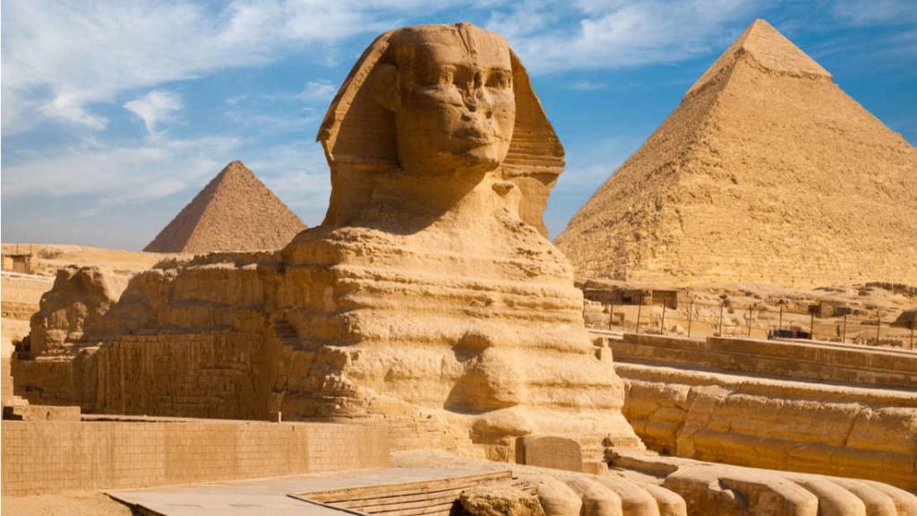 Un nouveau sphinx a été découvert dans la cité antique de Louxor A22