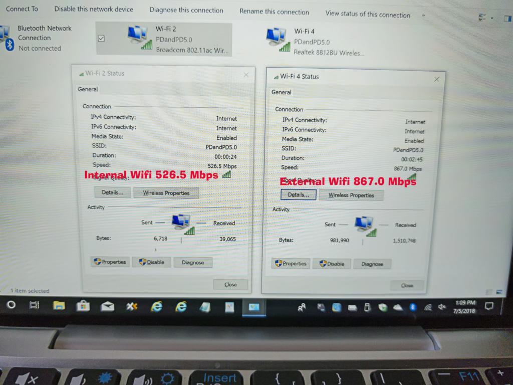 I Improved My Wifi Speed 20180713
